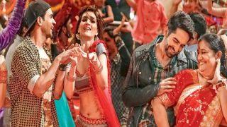 Bareilly Ki Barfi Sweety Tera Drama Song: Kriti, Ayushmann AndRajkummar Will Drive Away Your Monday Blues With Their Crazy Dance Moves