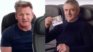 British Airways' New Safety Video Featuring Gordon Ramsay, Mr Bean & Thandie Newton is Hilarious