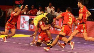 Bengaluru Bulls vs Telugu Titans PKL 5: Bengaluru Kick Off Their Campaign With 31-21 Victory Over Hyderabad