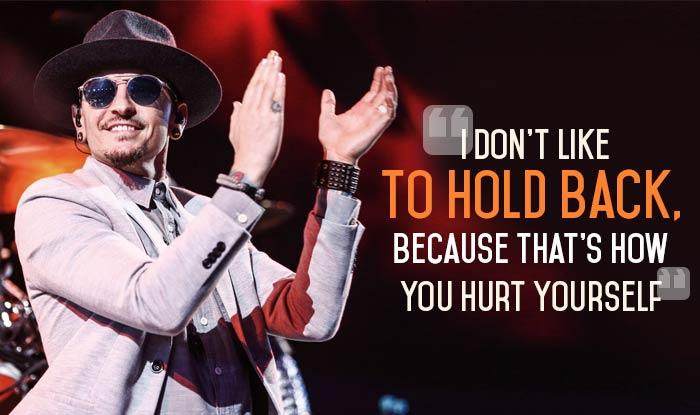 Linkin Park singer Chester Bennington has died