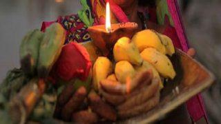 नहाय-खाय के साथ सूर्य उपासना का चार दिवसीय महापर्व छठ शुरू, CM नीतीश ने दी शुभकामनाएं