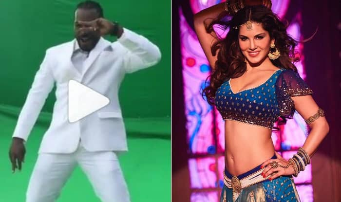 Chris Gayle dance