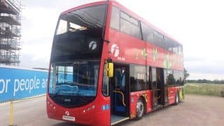 Double-Decker Luxury Buses to Connect Delhi with Mumbai, Jaipur and Ludhiana, says Nitin Gadkari