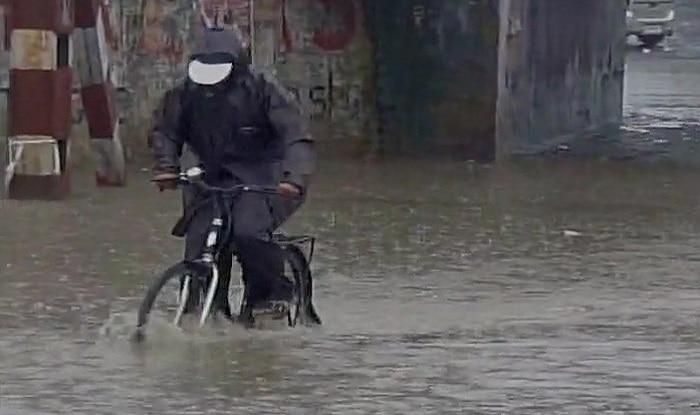 Monsoon 2017: Heavy Rains Continue to Lash Several Parts of India; Assam, Odisha, Gujarat Flooded