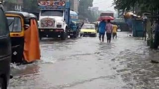 Mumbai Monsoon: Waterlogging in Thane, Trains on Time; Heavy Rains Likely to Subside After July 20
