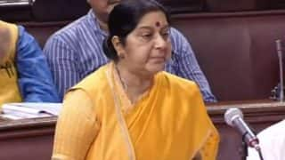 Sushma Swaraj on Border Standoff With China: All Countries Are With India