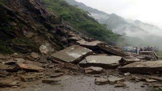 Monsoon 2017: Landslide in Himachal Pradesh; Uttarakhand Likely to Receive Heavy Rains on July 24, 25, 26