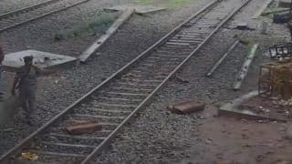 Under Construction Flyover Collapses on Railway Track in Sasaram; One Dead, Many Feared Trapped