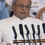 President Pranab Mukherjee Warns Against Parliament's Disruption in Farewell Speech: Read Full Text