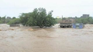 Gujarat Rains: Flood Claims 3 Lives; NDRF Teams Pre-positioned as MeT Forecasts Heavy Rainfall in Next 48 Hours