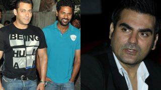 Confirmed! Not Arbaaz Khan, But Prabhudheva To Direct Salman Khan's Dabangg 3