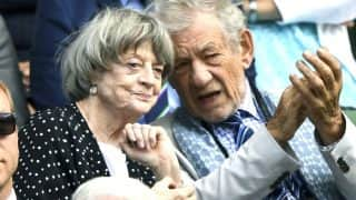 Professor McGonagall And Gandalf The Grey Had A Magical Time At Wimbledon Watching Roger Federer Play