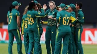 Women's World Cup 2017: Dane van Niekerk Picks 4/0 as South Africa Bundle Out Windies For 48 (Video)