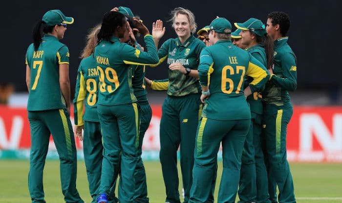 Women's World Cup 2017: Dane van Niekerk Picks 4 For 0 as South Africa Bundle Out Windies For 48