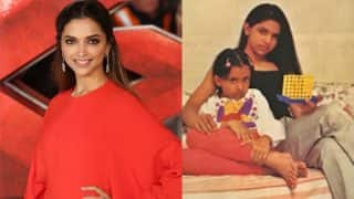 Deepika Padukone shared a major throwback picture of her childhood crush on Instagram! This Hollywood hunk won Deepika's heart and it is not Vin Diesel (View picture)