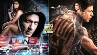 Don 3 Movie Posters with Shah Rukh Khan and Priyanka Chopra Made by Bollywood Fans is HOT AF!