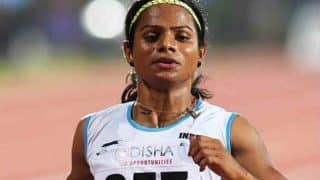 Asian Games 2018: Odisha Announces Additional Rs 1.5 Crore Reward for Dutee Chand
