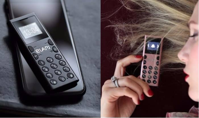 World's Smallest Phone, Elari NanoPhone C Launched in India