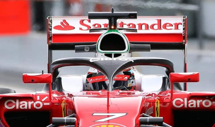 Halo mandated for F1 cars in 2018