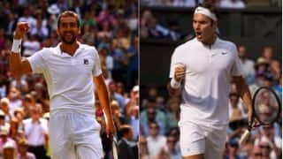Wimbledon 2017 Men's Singles Final Preview: Roger Federer Wary of Marin Cilic