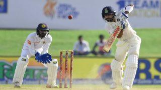India vs Sri Lanka 1st Test 2017: Virat Kohli, Abhinav Mukund Fifties Put IND in Command on Day 3