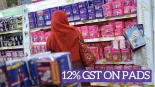 GST On Sanitary Pads While Condoms are Tax-Free: Bizarre Tax Rates and Slabs Will Leave You Confused