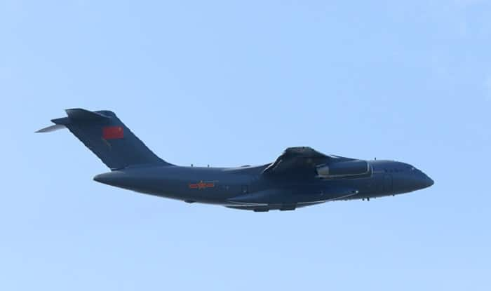 China's Xian H-6K Long-Range Bombers Fly Near Japan