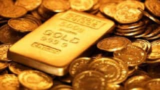 Gold Slips Below Rs 30,000 on Dollar's Rise, Silver Below Rs 38,000; Yellow Metal at 5-month Low