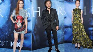 Game of Thrones Season 7 Premiere: Stars Kit Harington, Sophie Turner and Nikolaj Coster-Waldau's Red Carpet Looks Will Leave You Awestruck!