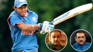 Harmanpreet Kaur Scores An Unbeaten 171 Against Australia In ICC Women's Cricket World Cup Semi-Final, Virender Sehwag, Ravi Shastri And Twitterati In Awe Of Her