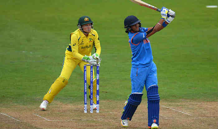 Harmanpreet Kaur scored breathtaking 171 off just 115 balls | Getty Images