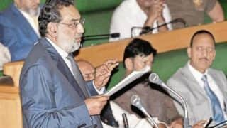 Jammu and Kashmir Finance Minister Haseeb Drabu Sacked From Cabinet Over His 'Kashmir Not a Political Issue' Remark