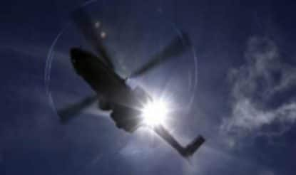 Pakistan Military Helicopter Seen Flying Near LoC in Jammu and Kashmir, Returns Later: Reports