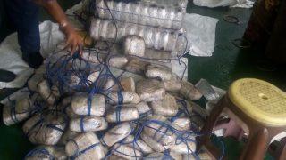 Indian Coast Guard Recovers 1,500 kg Heroin From Merchant Vessel Seized Off Gujarat Coast