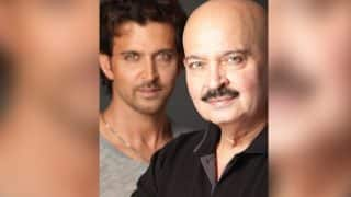 Rakesh Roshan completes 50 years in Bollywood talks about Krrish 4; Hrithik Roshan tweets an heartfelt message for his daddy cool!
