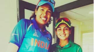 Women's World Cup 2017: Pakistan's Kainat Imtiaz in a Touching Message on Instagram Hails India's Jhulan Goswami