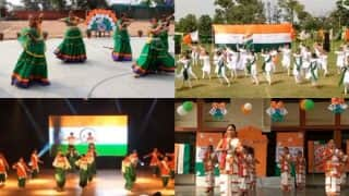 Indian Independence Day Performance Videos on Patriotic Songs in Schools: Learn Easy Dance Steps Online