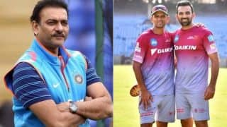 Rahul Dravid As Batting coach, Zaheer Khan As Bowling Coach And Ravi Shastri As Head Coach Of Indian Cricket Team Made Twitterati Jump With Excitement!