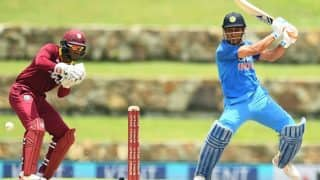 India vs West Indies: MS Dhoni records two milestones in ODIs