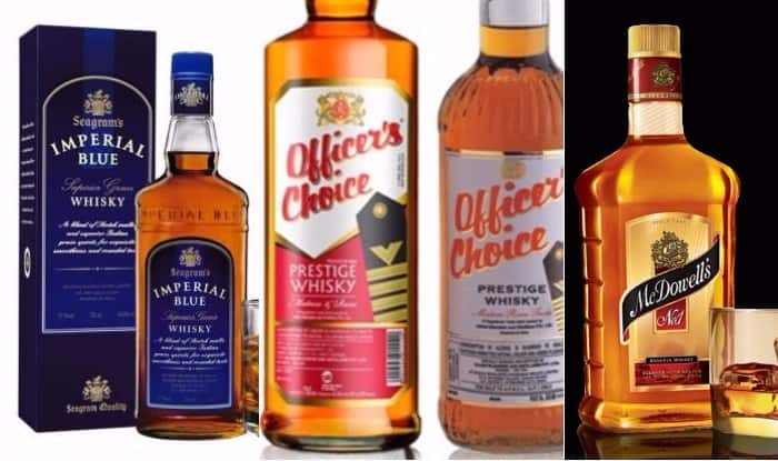 Indian Whiskey Officers Choice Ranks No 2 In Worlds 100 Top