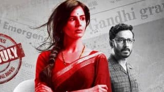 Indu Sarkar Trailer Shocking, Says Woman Claiming to be Sanjay Gandhi's Daughter