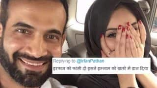 Irfan Pathan Posts Picture with Wife Safa Baig, Dubbed 'Un-Islamic' by Brutal Trolls on Social Media