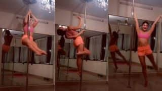 Jacqueline Fernandez Shows off Her Sexy Pole Dancing Skills in This Hot Instagram Video!