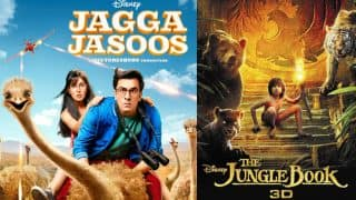 Disney Hopes To Repeat The Jungle Book Success With Ranbir Kapoor And Katrina Kaif's Jagga Jasoos