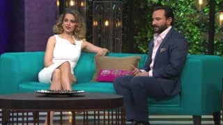 Saif Ali Khan Apologises To Kangana Ranaut After Nepotism Rocks Chant – Read Open Letter