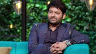 Kapil Sharma faints on the sets of his show, rushed to the hospital