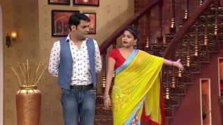 The Kapil Sharma Show's Falling TRP Affecting Kapil's Health, Says Sumona Chakravarti