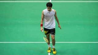 Denmark Open: P Kashyap Crashes Out, Satwiksairaj-Ponnappa in Main Draw