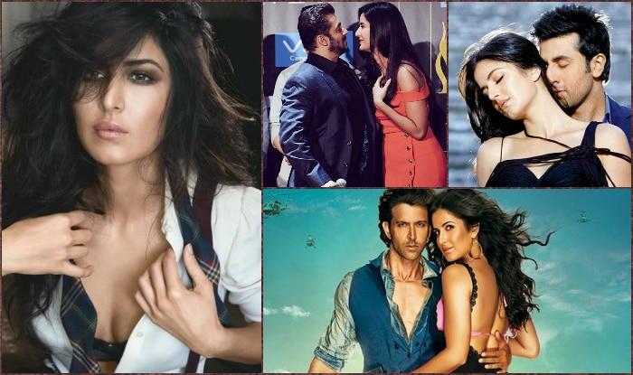 Katrina Kaif, Salman Khan, Hrithik Roshan, Ranbir Kapoor