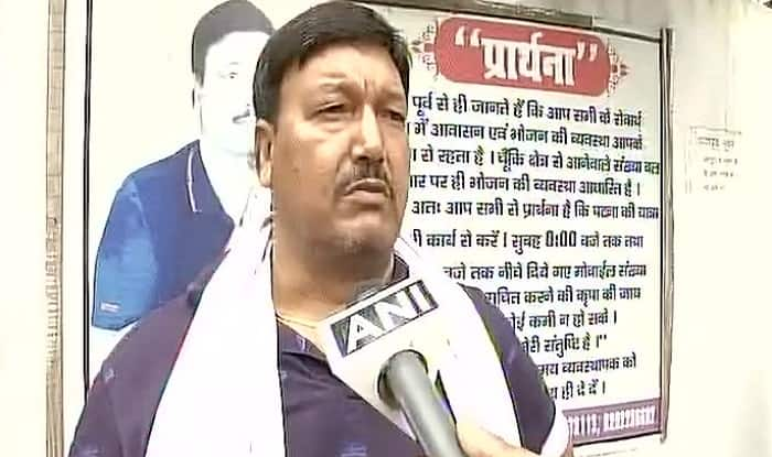 Bihar minister Firoz Ahmad apologises for his 'Jai Shri Ram' remark